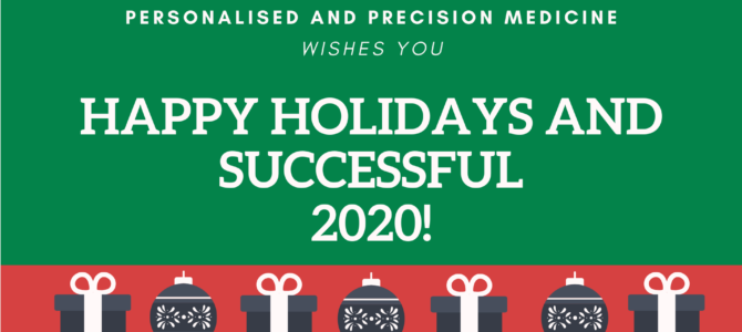 Holiday greetings from the IMIBIC-P2Med team