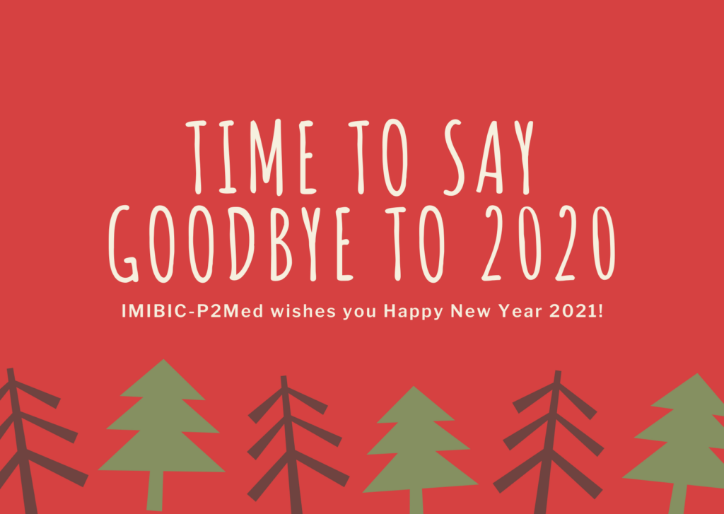 IMIBIC-P2Med wishes you happy new year 2021